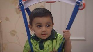 Mr Khan's baby-bouncer cricket machine - Citizen Khan: Series 4 Episode 5 Preview - BBC One