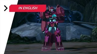 Transformers: Robots in Disguise — Combiner Force — Season 3 Episode 11 «Guilty as Charged» — Part 1