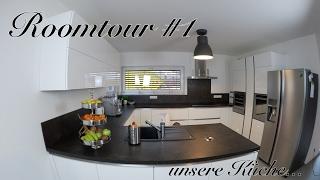 Roomtour #1 | unsere Küche XXL | Aufbau & Organisation