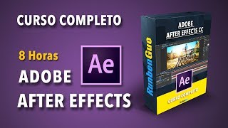 Adobe AFTER EFFECTS - CURSO COMPLETO (Demo)