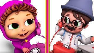 Miss Polly Had A Dolly and More! | Songs for Kids