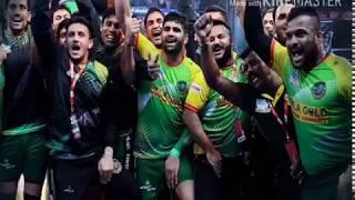 Pro kabaddi 2017 final match Patna pirates pardeep narwal