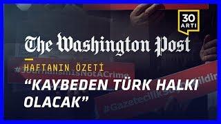 'Kaybeden Türk halkı olacak'… Enes Kanter tarihe geçti… İç savaş tartışmaları… Yargıda MİT vesayeti…