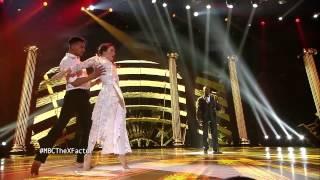 MBC The X Factor -حمزة هوساوي-Say Something- العروض المباشرة