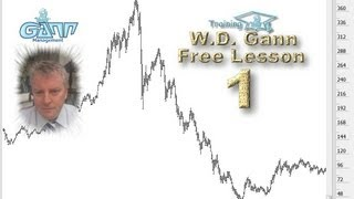 W.D.Gann Free Lesson 1