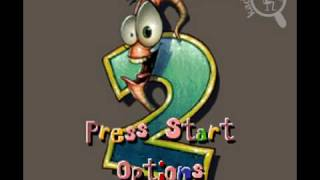 [Intro][SNES] Earthworm Jim 2