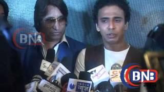 Film jhamela music launch # Lead Actor Santosh Sawant And Pritika Choudhary #