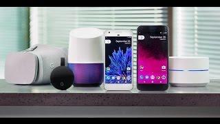 Google Pixel Launch | Google I/O | New Google Phone Reveal | +3 Google Pixel Giveaway