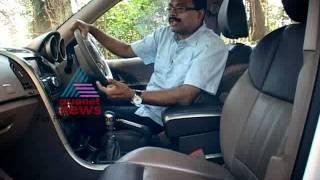 """Mahindra XUV500 "" -Smart Drive 19,February 2012 Part 1"