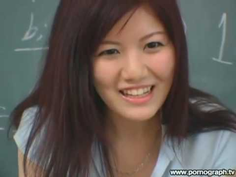 ►Cute Japanese Teacher  with her student