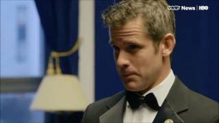 Rep Kinzinger on HBO
