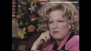 Bette Midler -  Experience The Divine Interview 1993