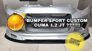 Bumper Sport Custom CUMA 1.2 jt ????!!! 😲😲😲😲😲