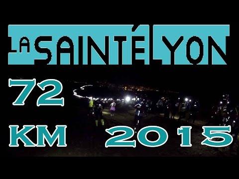 Le côté obscure de la course - Saintélyon 72km 2015
