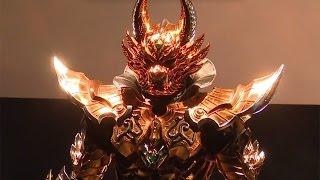 黄金騎士ガロ翔も登場!「牙狼<GARO>-GOLD STORM-翔」完成披露試写会4 #Garo #movie