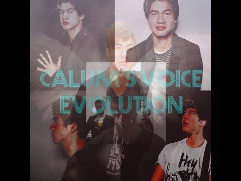 cal's voice evolution