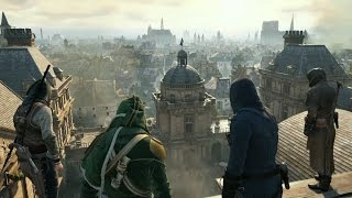 Assassin's Creed Unity Trailer - Seven Nation Army (Glitch Mob Remix)