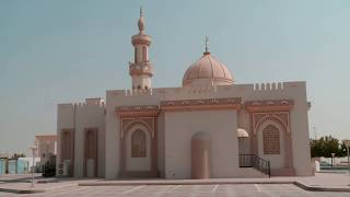 منظم حرارة ذكي في أحد مساجد الإمارات - 4TECH