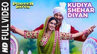 Kudiya Shehar Diyan Full Video Song | Poster Boys | Neha Kakkar | Daler Mehndi