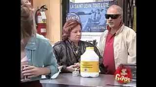 Breast milk in coffee prank