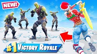 INFECTED SWORD ESCAPE *NEW* Game Mode in Fortnite Battle Royale