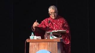 Professor Gayatri Chakravorty Spivak at Bicentenary Celebrations