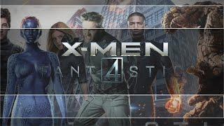 2017: X-men vs Fantastic Four Movie Trailer HD (Fan-Made)