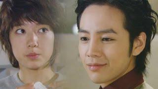 '못 말리는 사랑꾼' 장근석, 박신혜에게 '꿀 눈빛' @미남이시네요 12회 20091112