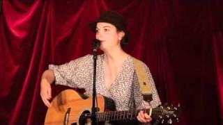 Jennifer E Jordan: Acoustic MC Frontalot Cover - It Is Pitch Dark