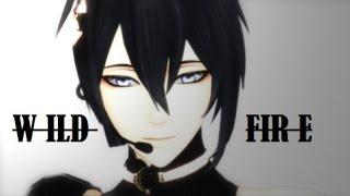 【TouRan Mmd】WILDFIRE!『Mikazuki』【HQ 1080p】