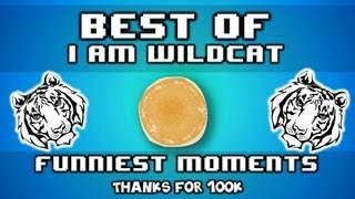 Best of I AM WILDCAT - Funniest Moments - Puncake, Tube Song, Hot Dog, and More! (100k Special)