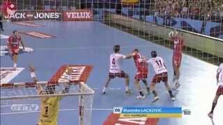 First forward line #1 | Handball goals compilation