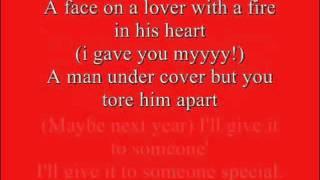 Wham - last christmas lyrics FULL VERSION!