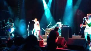 Mr Squirt feat FFM - Rompio el Corazón (LIVE@yorockDF)