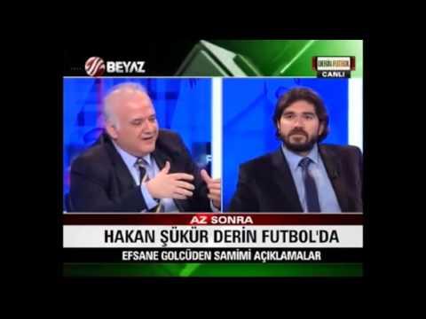 Rasim Ozan Ahmet Çakar'a 'İstanbul kaşarı' deyince stüdyo buzz