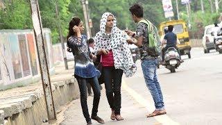 Apki BRA ka size kya hai ! | Latest Public (Comments) Trolling | Pranks In India 2017 | Navneet