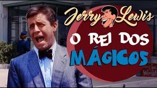 O Rei dos Mágicos (Jerry Lewis) HD - Dublagem Herbert Richers