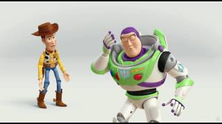 Toy Story 1 & 2 - 3D Trailer
