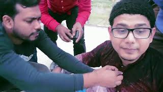 Attack To Poet Andokosh || New Bangla Funny Video || Amin YouTube Action