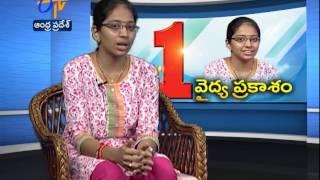 AP Girl Tops In Telangana EAMCET - ETV Exclusive Interview