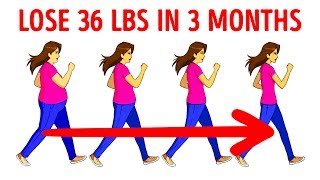 How Much You Should Walk Every Day to Lose Weight