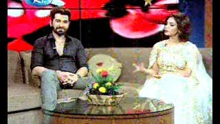 Film Actress Nusrat Faria With Jeet Bangla Celebrity Talkshow on rtv Bd