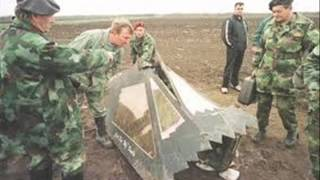 F-117 SHOT DOWN IN SERBIA U PICKU MATERINU