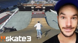 MEGA RAMP COMPETITION SKATE 3