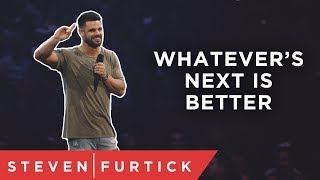 He's doing a new thing. | Pastor Steven Furtick