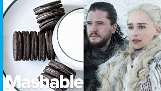 """""""Game of Thrones"""" Themed Oreos are Coming"""