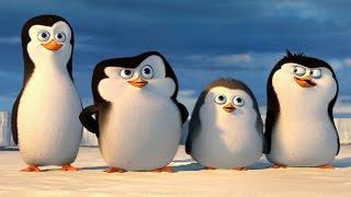 DreamWorksin MADAGASCARIN PINGVIINIT -