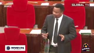 Lema Alivyombana Waziri Mkuu Leo Bungeni