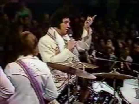 Elvis Presley in concert - june 19, 1977 Omaha best quality (so far I know of)