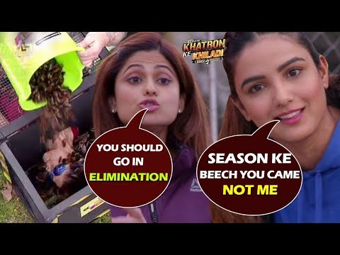 Khatron Ke Khiladi 9: Shamita Shetty ABORT Stunt, Big Fight Between Jasmine & Shamita